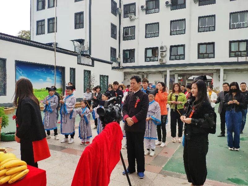 少儿古装《中华国粹教诲剧》第二季在濮阳浩大开机