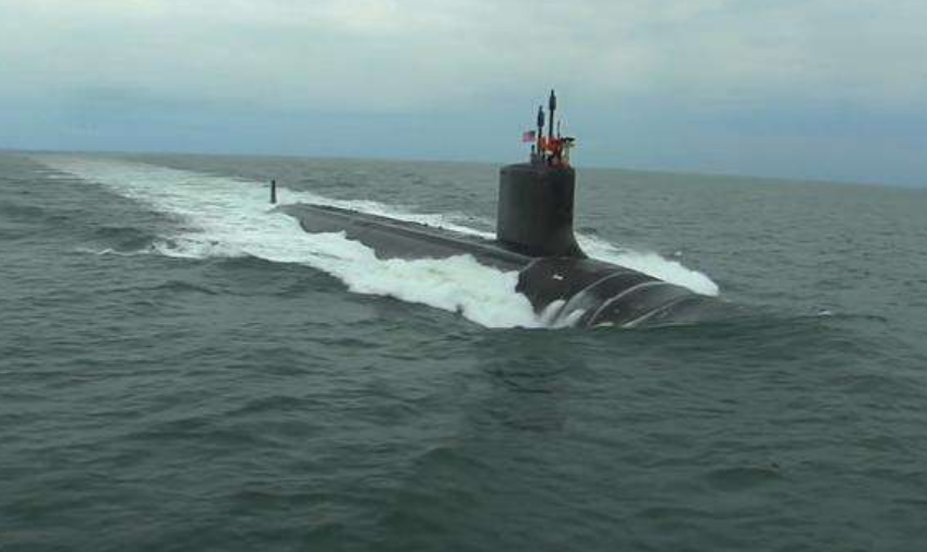 美国这架船厂曝出丑闻,造核潜艇偷工减料,致使潜艇噪音巨大