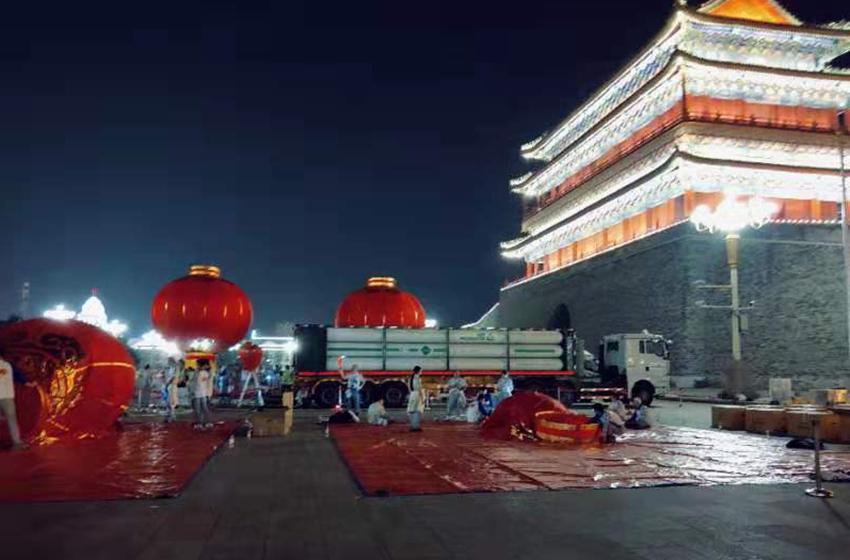 保障国庆北京特种设备安全运营,他们24小时待命_活动