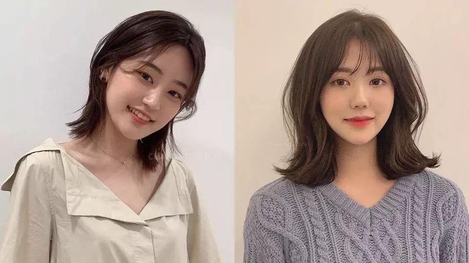 2019韩妞最爱烫的卷发都在这 6款卷发发型合集,百搭又显瘦