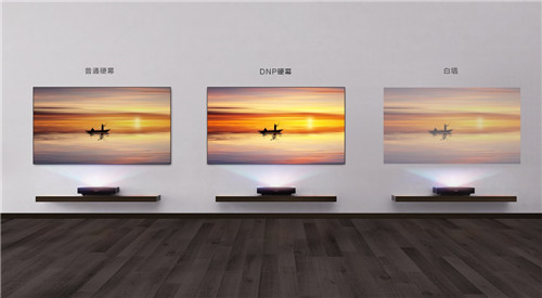 极米推出全新4K激光电视A2系列 摆放更自由 音画更出色
