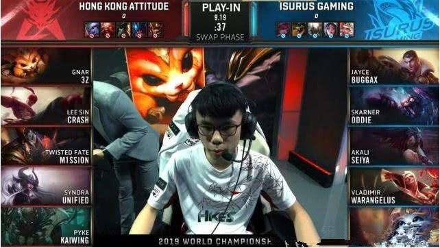 全球总决赛入围赛进入尾声HKA、SPY并肩进入小组赛!