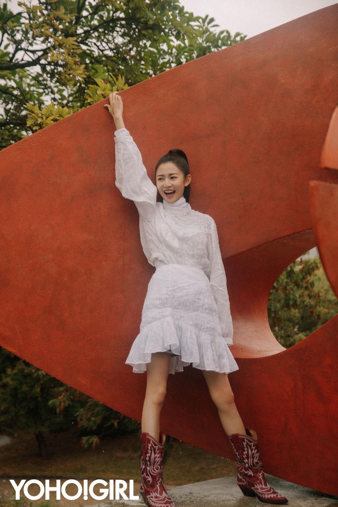 陈钰琪 | 如果我是男生,就会喜欢我这样的女生。