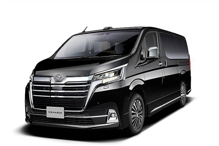 车长5米3,可坐8人,丰田最新大型MPV来袭,奢华感不输埃尔法