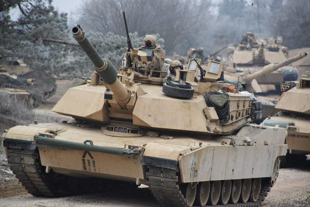 美国将举行冷战结束以来在欧陆规模最大军事演习