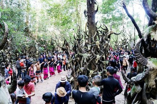 原创             全国唯一把县城建为4A旅游景区的城市,云南西盟旅游又添新名片