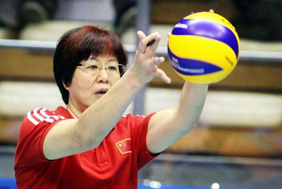 中国女排世界杯视频_郎平最新采访视频,太感动了~_中国女排