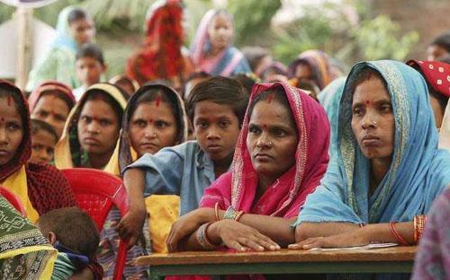 人口压力_印度能承载多少人口压力?人口极限是多少?