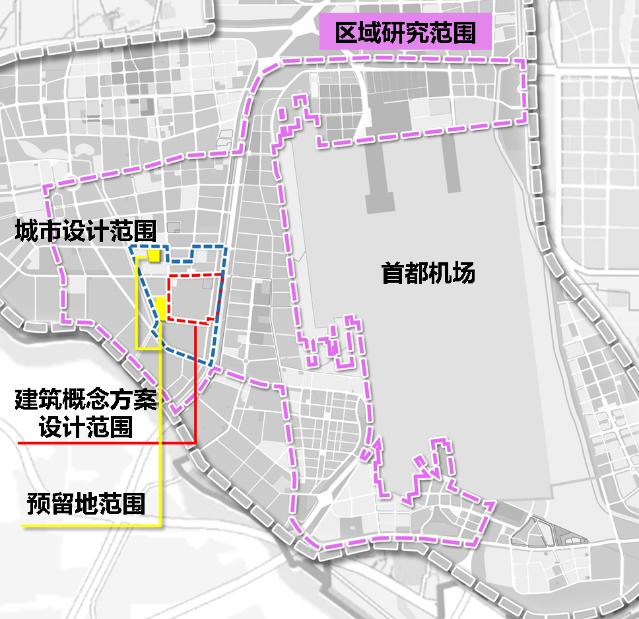新国展二三期项目设计方案全球征集_北京市