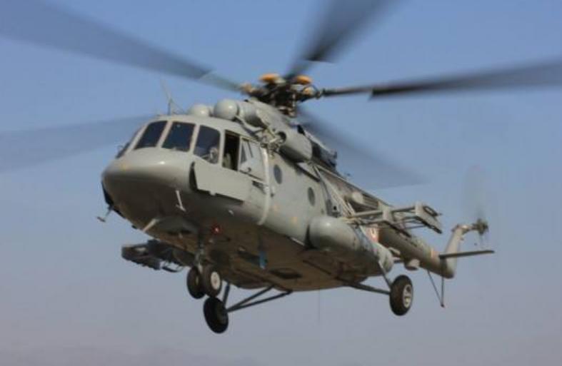 坏消息!印度空军宣传片弄虚作假,直升机又被自家导弹击中