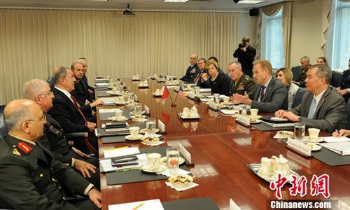 美因土耳其军事行动从叙北部撤军 触发欧洲国家不安_土耳其议会