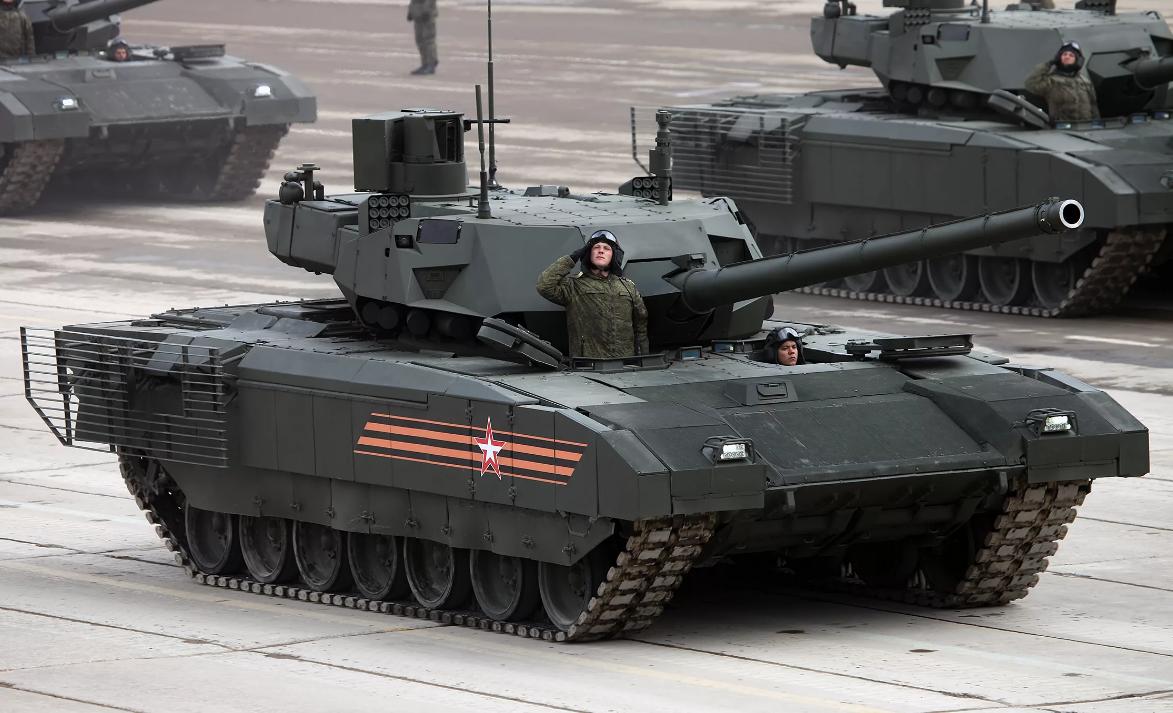 造型科幻夸张,俄先进坦克无法列装,造价不菲让陆军仰望