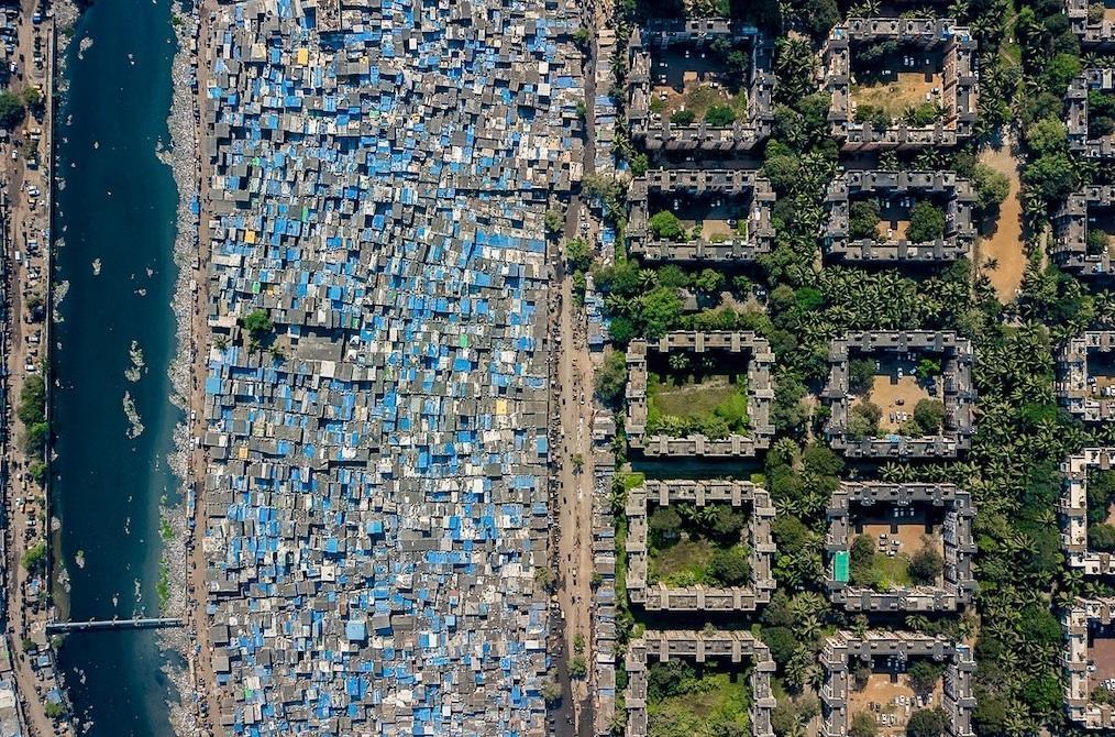 原创             孟买是印度第一大都市,在中国城市中排名如何?