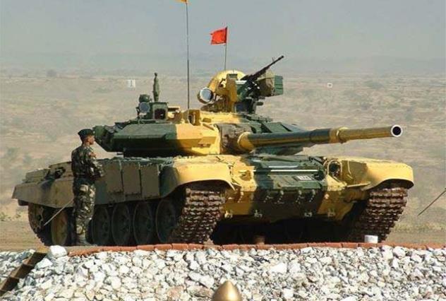 """印度自造主战坦克创下多项""""世界第一"""",西方:至少能保持百年"""