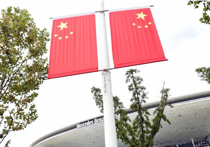 中国赛赛前训练已取消!宣传海报换成五星红旗 球迷表态不去现场_莫雷
