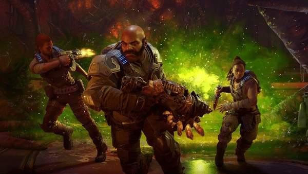 《战争机器5》更新前瞻闪光武器调整,将加周常任务