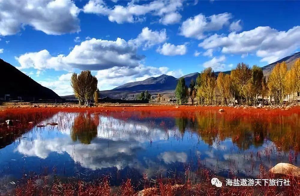 清明节去稻城亚丁,清明节去稻城旅游图片