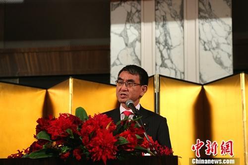 日本防卫大臣:希望11月与韩国防长举行会谈
