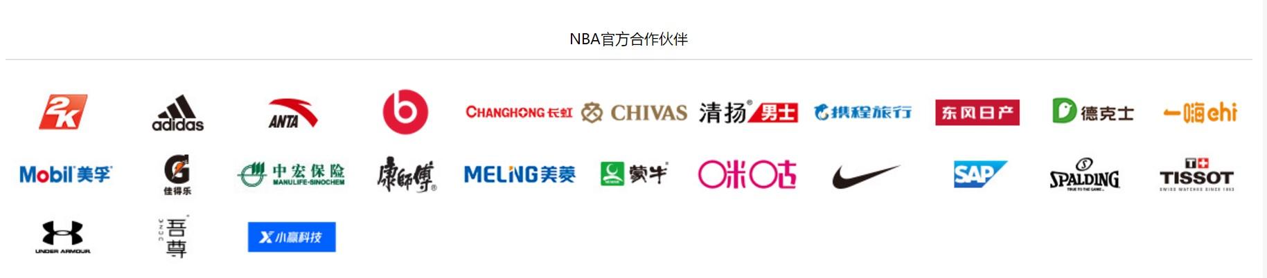 11家中国品牌中止或暂停合作,NBA中国的损失有多大?