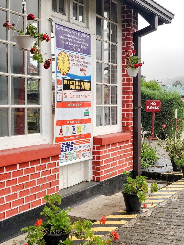 原创             锡兰红茶的产地与最浪漫的粉红邮局都在这个小镇,美好得让人嫉妒