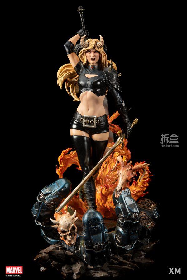 XM Studios 漫威漫画《X战警》秘客1:4雕像