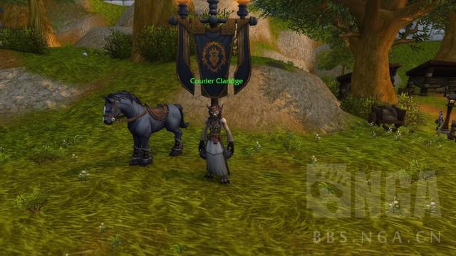 《魔兽世界》8.3狼人传承护甲任务一览