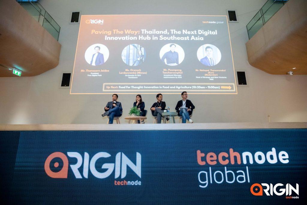 激发东南亚与中国创新交流,ORIGIN2019泰国站圆满成功