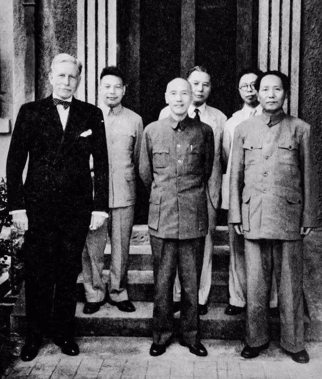 图说海外:重庆谈判之外,毛主席