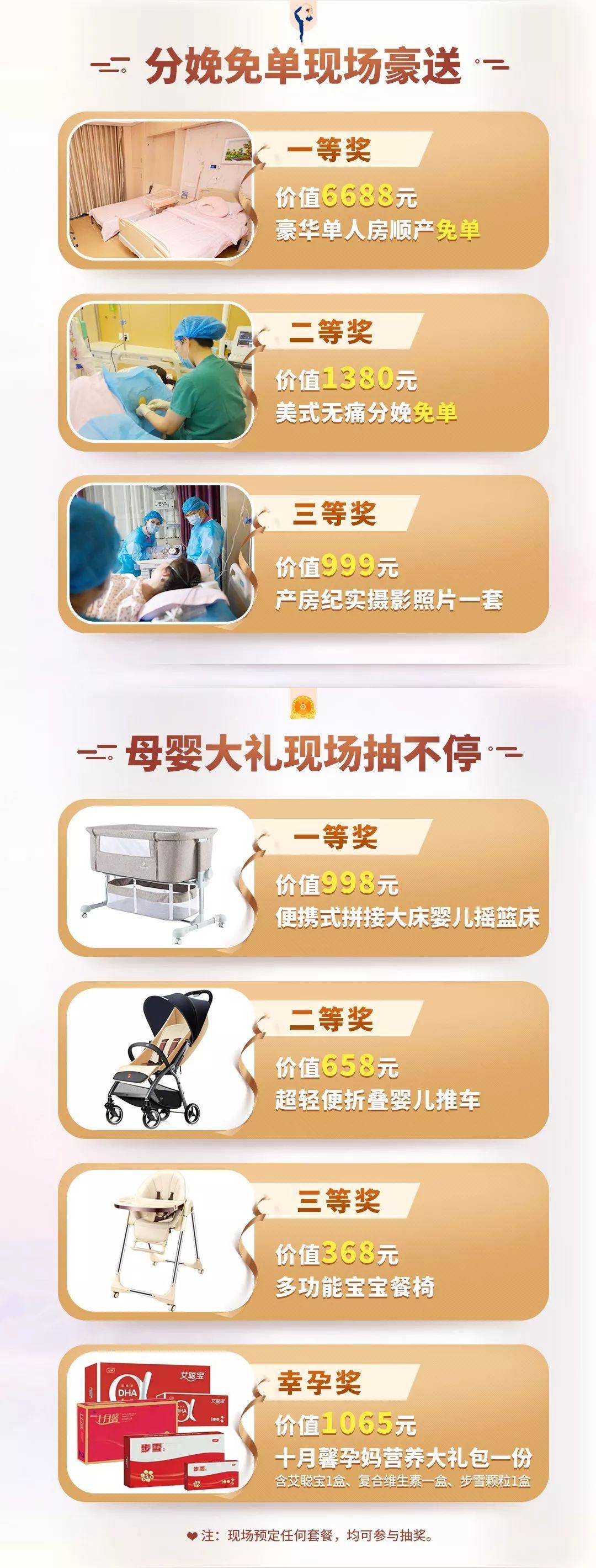 【洛阳孕妈圈】免费生娃+千元大礼包免费大派送!错过再等一年!