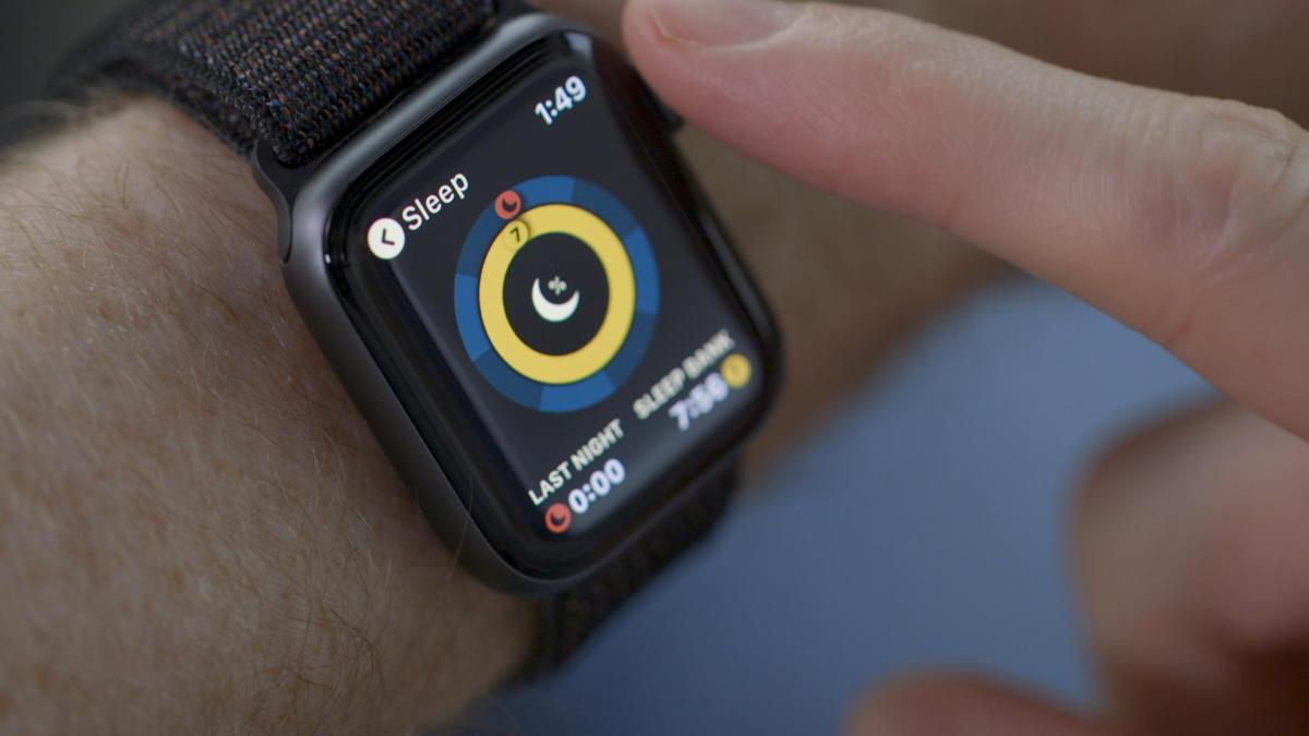 用 Apple Watch 記錄睡眠不一定要等官方,這款第三方應用也能做到