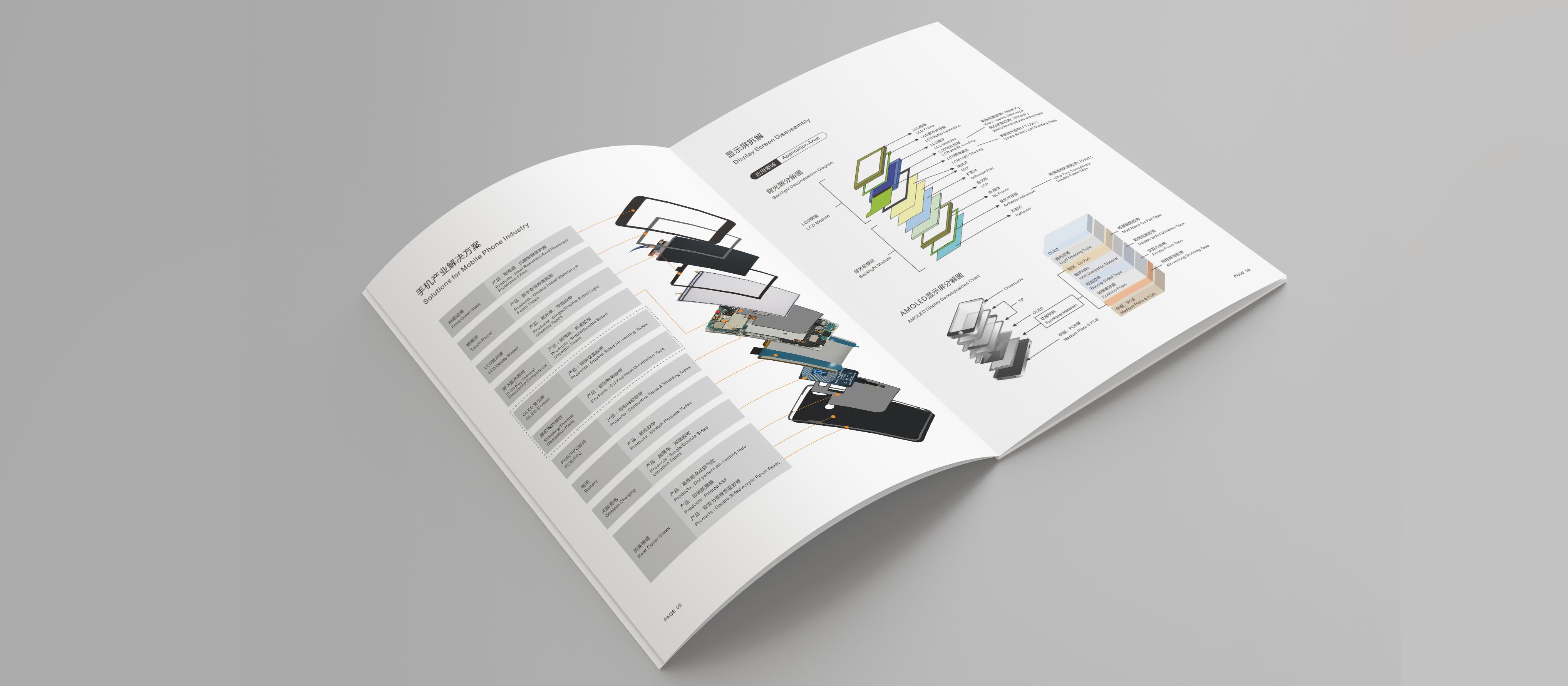 胶带行业品牌策划设计