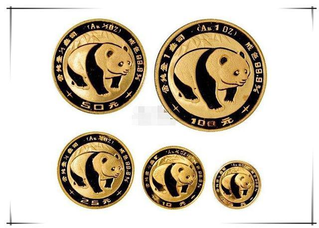 什么是熊猫金币?先睹为快,央行2020版熊猫金币长这样