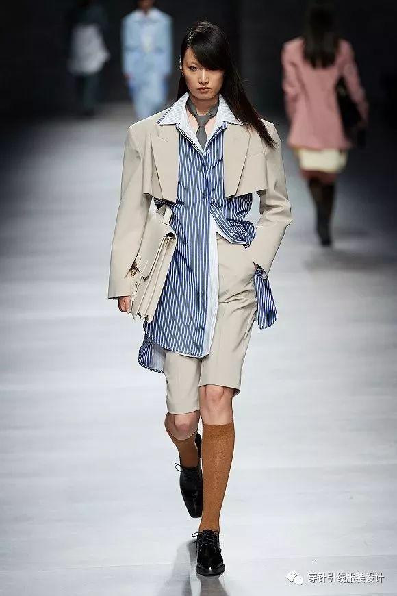 中国新女性 LILY 2020春夏上海时装周 简直太酷了