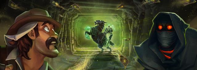 """炉石传说:用拉法姆对阵奥丹姆的首领们,""""大巫见小巫""""既视感"""