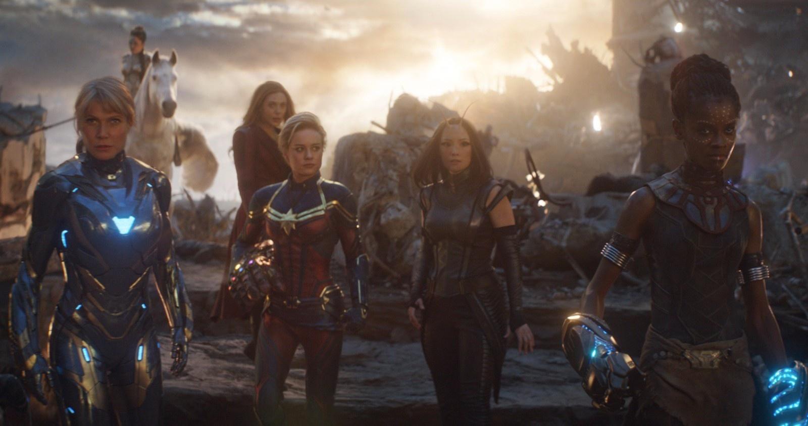 真·妇联!女性英雄《复仇者联盟》有望成为可能_布丽
