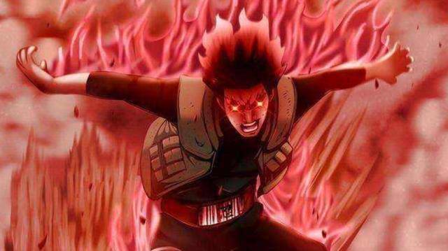 火影:八門遁甲號稱最強體術,難道真的無敵了嗎?