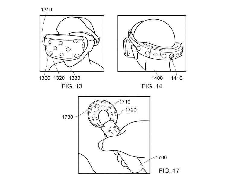 索尼专利指向下一代PlayStationVR