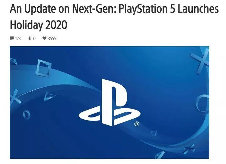 索尼PS5要来了,下一代游戏机都有哪些变化?_主机
