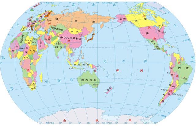 """原创             世界上""""有效国土""""面积最大的国家,为什么是位于北美洲的美国?"""