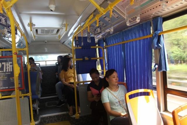 深圳福田上线动态巴士,市民可选起结尾呼叫巴士