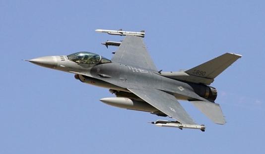 """被印度传染了?美国空军患上""""机瘟"""",F16在德国西部林区坠毁"""