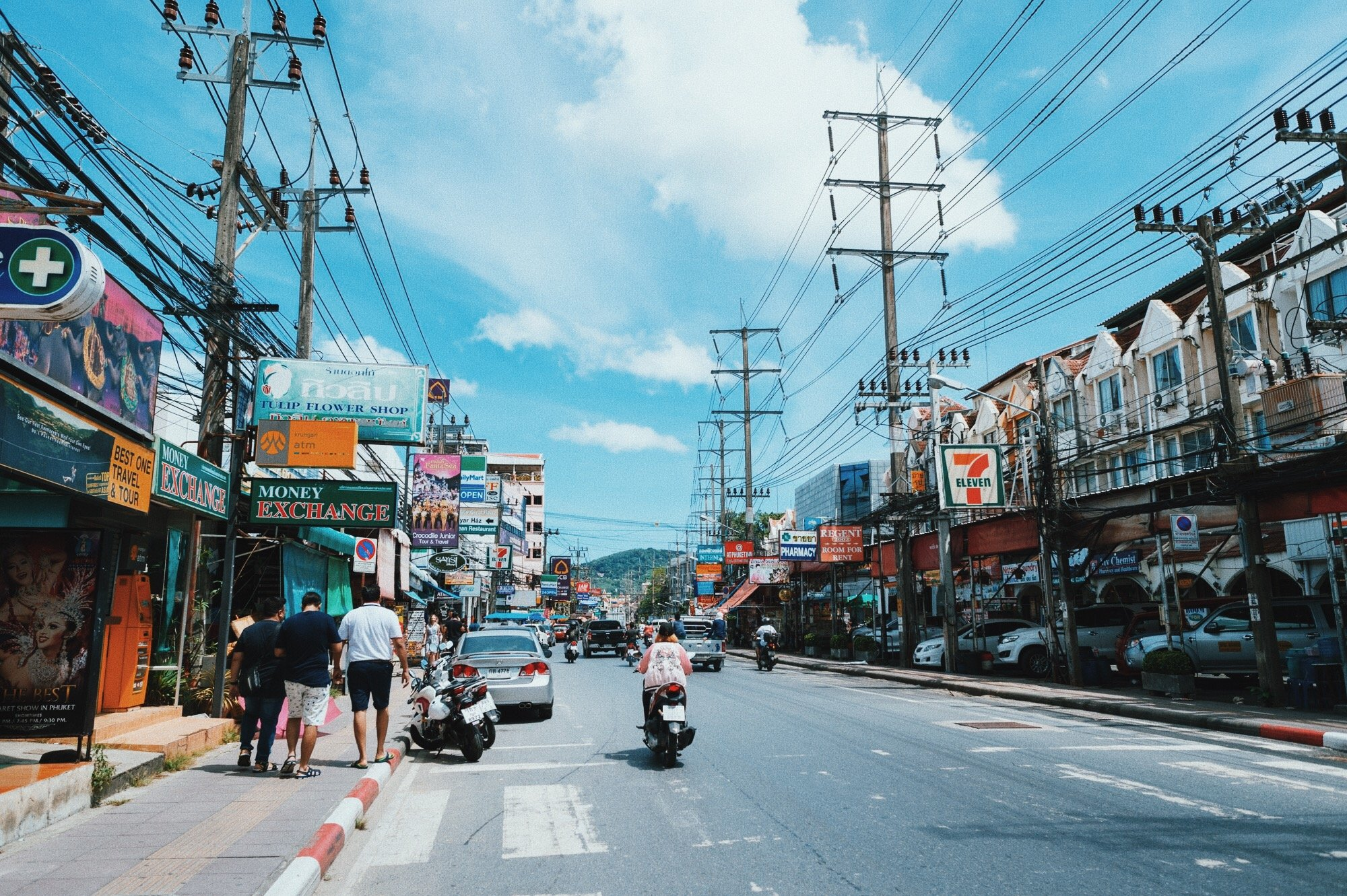 原创             实拍泰国普吉岛,冷清的有些吓人,为什么中国游客不爱这里了?