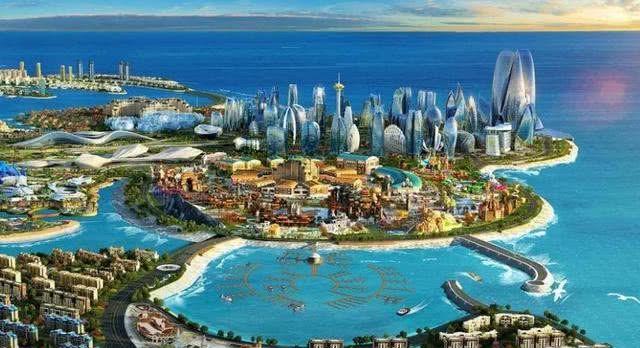 中国最坑的人工岛,填海12000亩