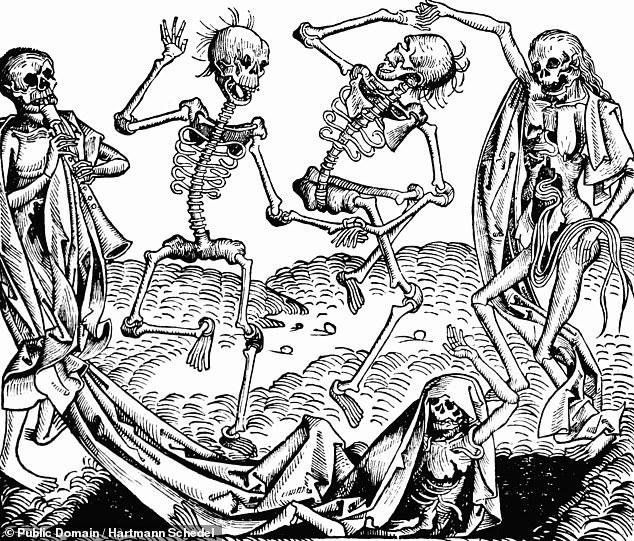 基因证据:中世纪黑死病如何传播致欧洲六成人口共2亿人死亡?