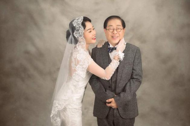 29岁女星嫁71岁商界名人,结婚三个月后顺利生下男宝宝