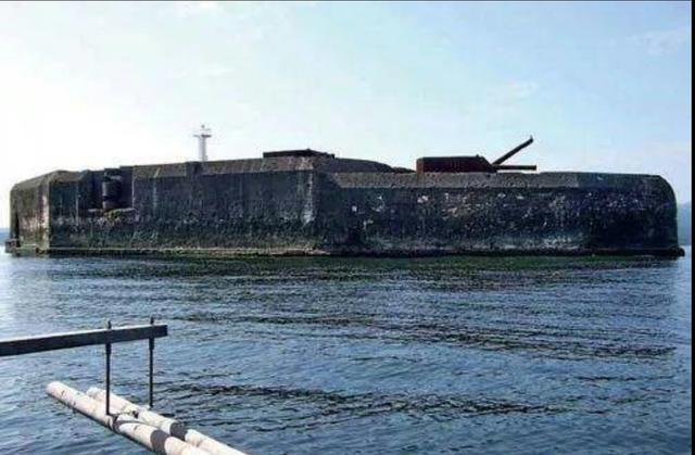 菲律宾105岁战舰岛美国人一手打造又将其毁灭如今成旅游景点(图1)