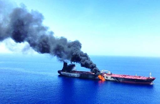 大勇侠:伊朗游轮着火,黄金闻风立即上扬