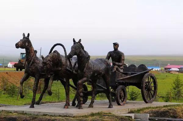 生活在中国的俄罗斯族,交通工具是这样演变的