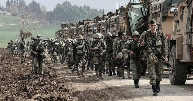 8个军团,44个作战旅一级战备:美国抛弃后,库尔德拒绝放下武器