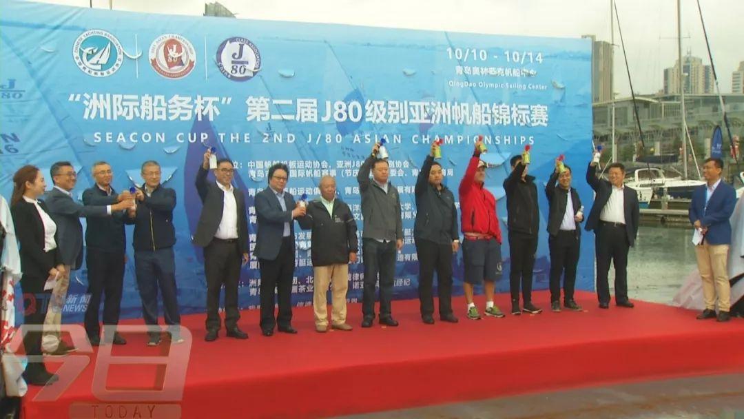 厉害了!青岛又喜迎一国际帆船赛事,今起就在这里比赛!